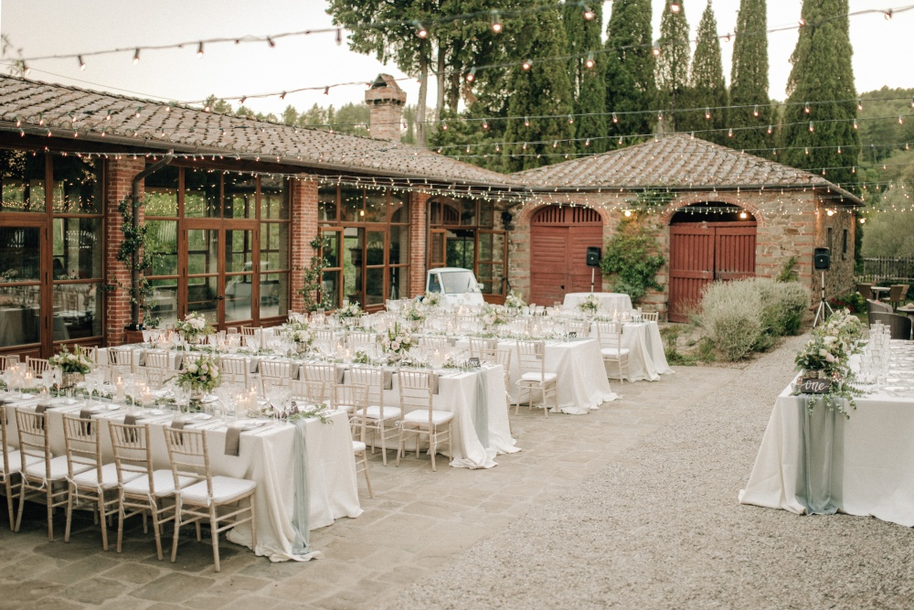 best reception places to get married in tuscany