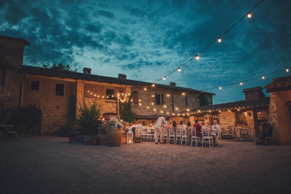 best selection of wedding hamlet for intimate weddings in tuscany