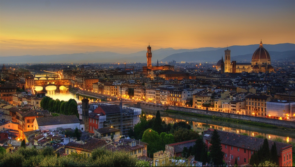 ceremony venues in florence tuscany