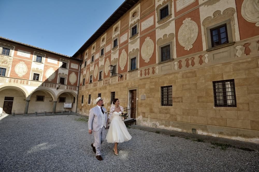 ceremony venues in san miniato tuscany