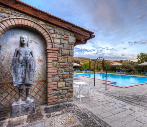 dream wedding hamlet with solarium in tuscany