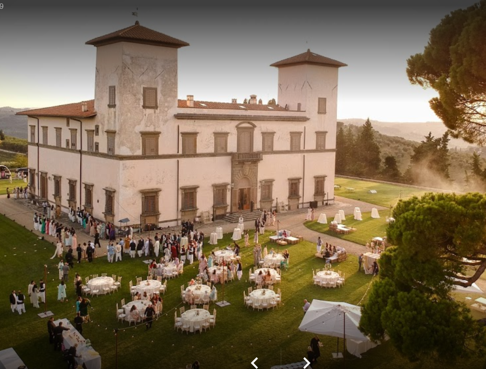 getting married in a villa in italy