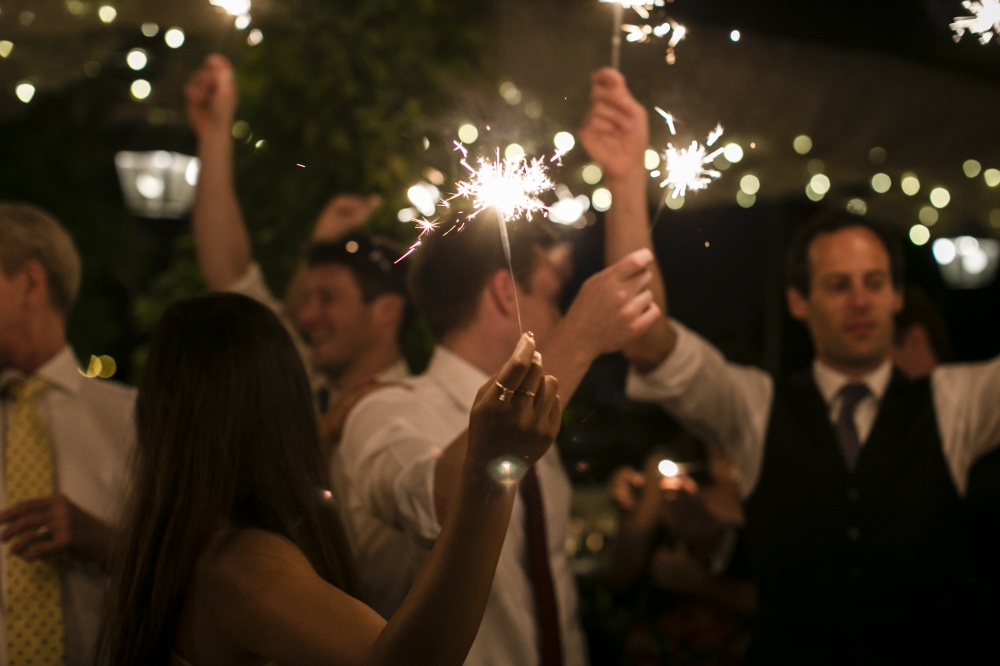 how to plan your wedding reception in tuscany
