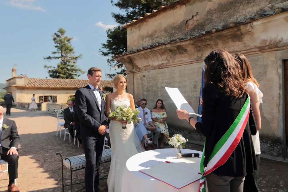 legal requirements to get married in florence italy