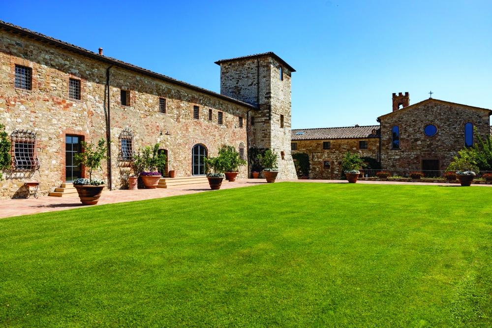 luxury wedding gardens for weddings in tuscany