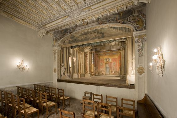 chapel for weddings in a medieval castle in chianti tuscany