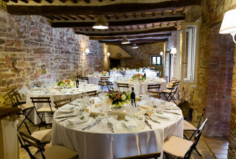 tiny wedding hamlet indoor
