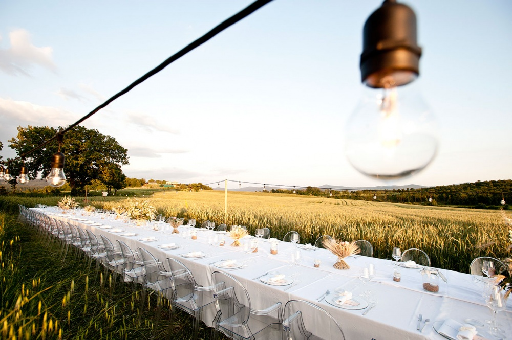 vineyards for wedding in tuscany