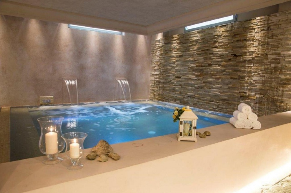 spa in a tuscany villa for weddings