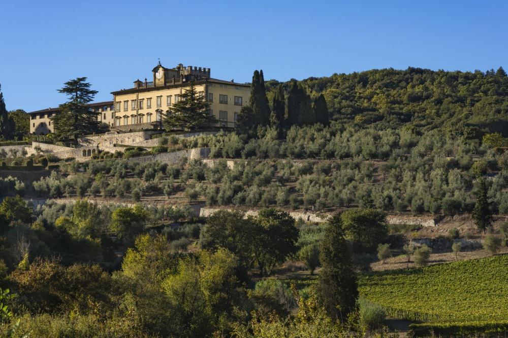 tuscany wedding elegant resort