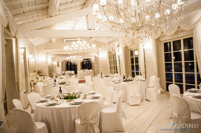 tuscany wedding hamlet with orangerie
