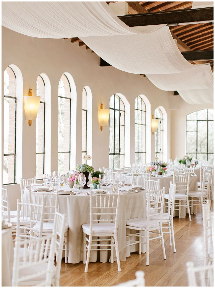 indoor room in a villa for wedding