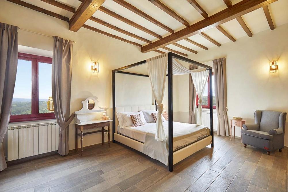 apartment near the villa medicea in tuscany