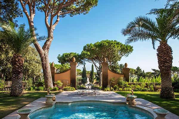 wedding villa in tuscany with pool
