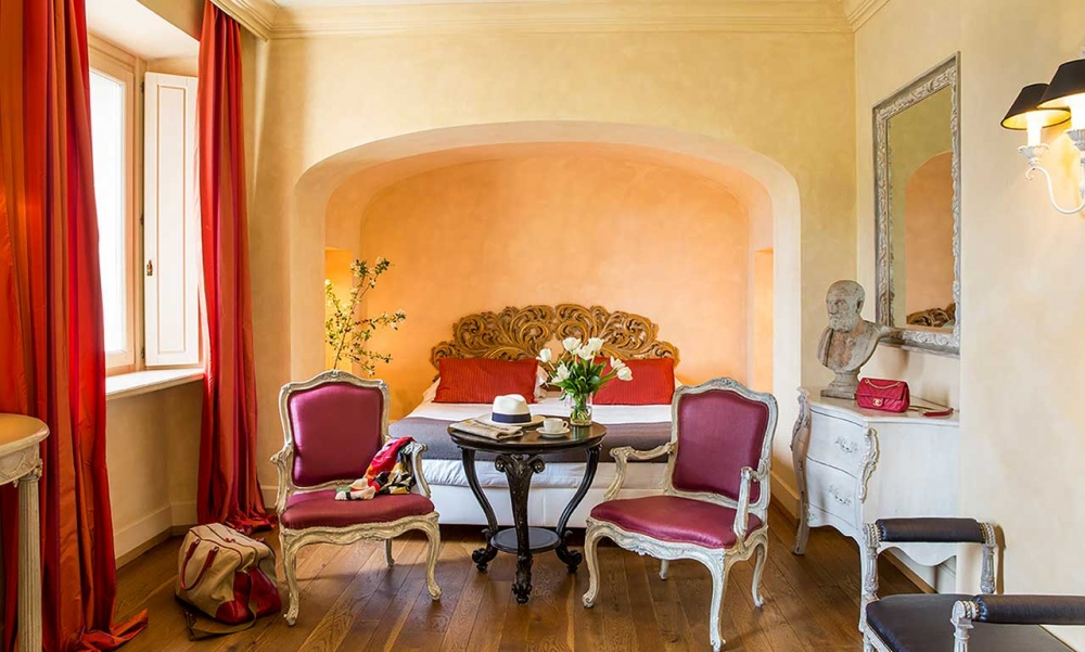 wedding villa with room in tuscany