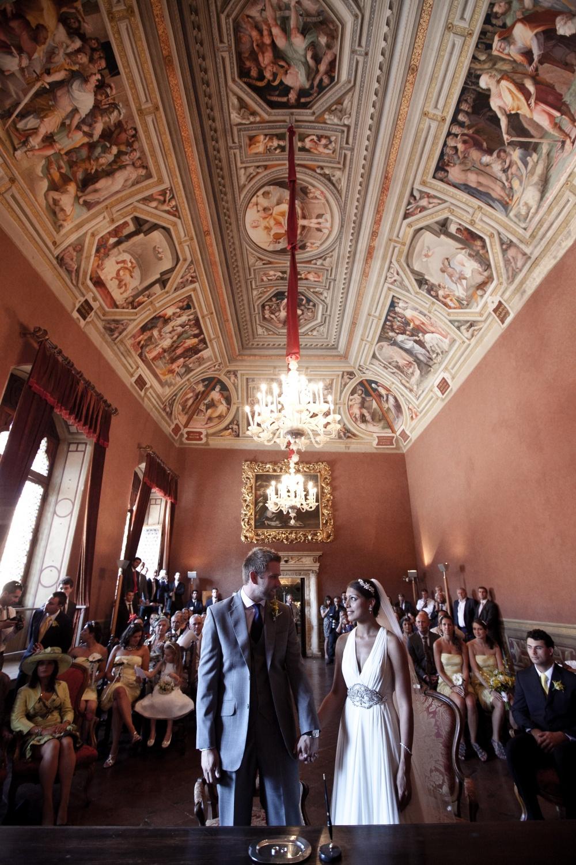 wedding civil ceremony in siena