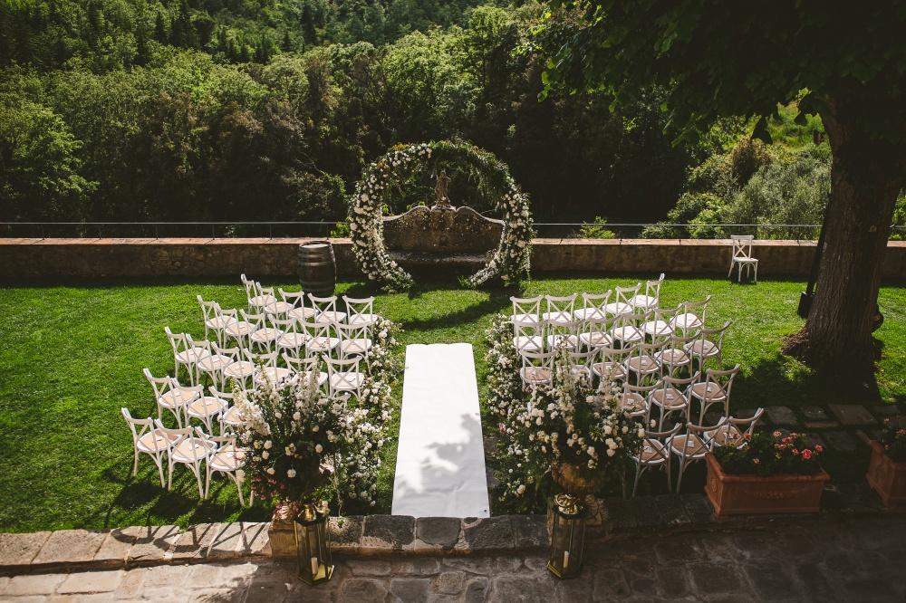 farmhouse for wedding in siena