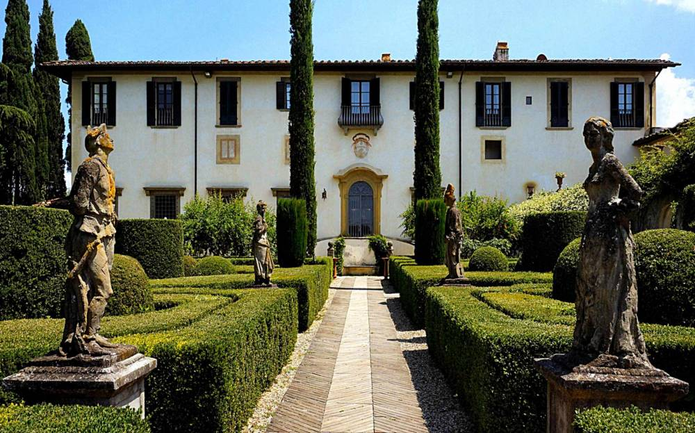 wedding venues and villas in florence