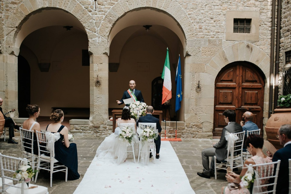 wedding villa for civil ceremony in florence